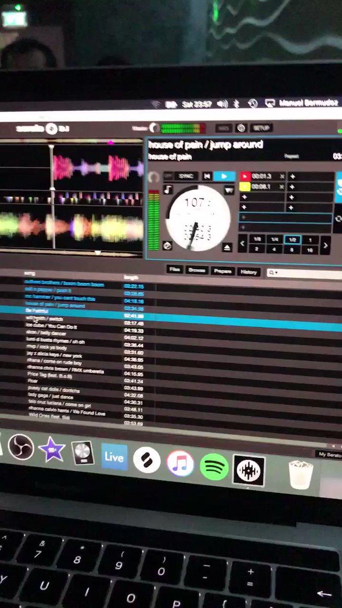 Djing at @divinowinebarclub last night. ain't no party like and old skool partaaaaay!!! 🥳 🎉😉🎧 #hove #brightonandhove #brightondj #oldskool #divinosbar #hovedj #bodhiposts #djing #djlife #🐻 #🎧 #dj