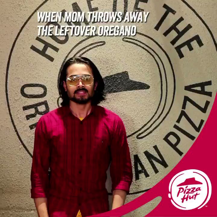 Oh god, why PizzaHutJavenge TastiestPizzasAt99 Bhuvan Bam https t.co G4va9lPR2d