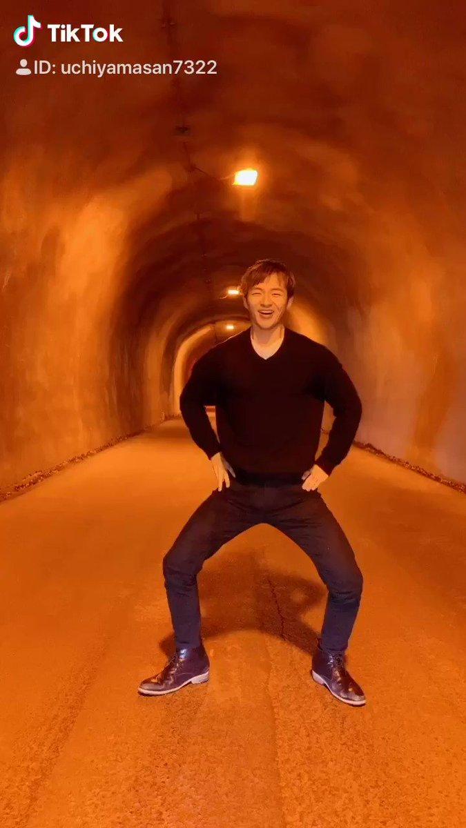 心霊スポットでtiktok撮ったら音源途中で消えたんやけど…え…やば…今回の撮影風景をYouTubeでアップしたので是非見てってね🕺🏻✨#心霊スポット #tiktok #やってみた #内山さん #バズりたい ごめん、ヤラセです🥺笑