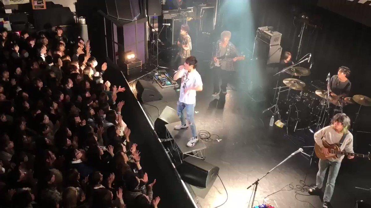 路上ライブの「Walking with you」がフィーチャーされがちですが、バンドセットのもかなりいいですよ。