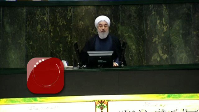 Rouhani: we hope by developing the national information network(NIN) -national internet- people wont need the internet. دستور ویژه رهبری برای بینیاز شدن مردم به اینترنت یعنی برنامه قطع جدی اینترنت. #Internet4Iran #KeepItOn #Iran