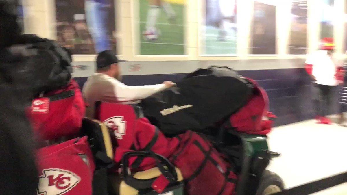 @AdamSchefter ...and the Chiefs equipment has arrived. No forfeit necessary. (via @MikeReiss)