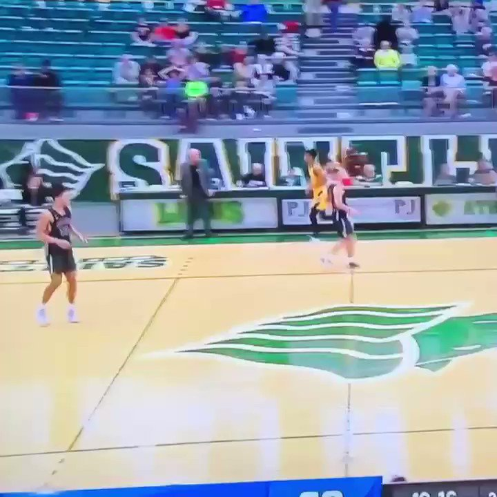 Video: Horrifying Cheap Shot In Division 2 College Basketball Game
