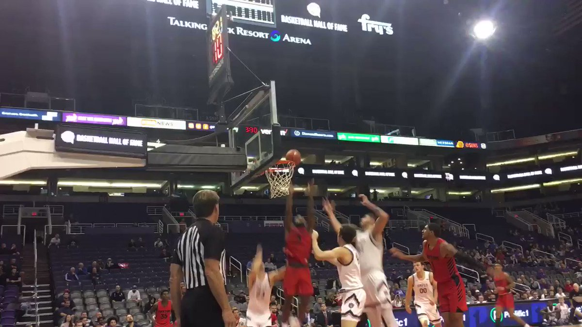 Trey Landers may have made #SCtop10 and earned a T at same time.