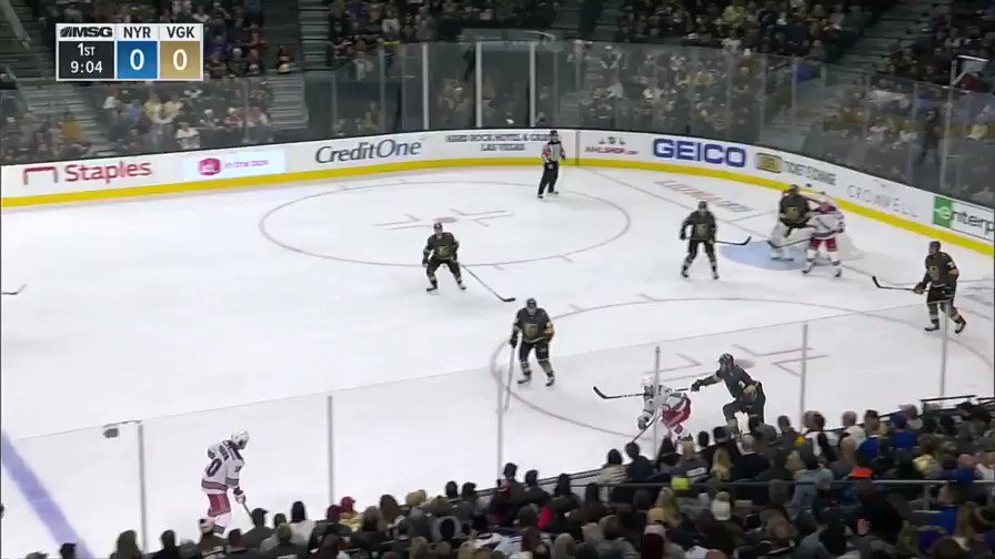 Lovely passing, lethal finish. @artemiypanarin brings it all together.