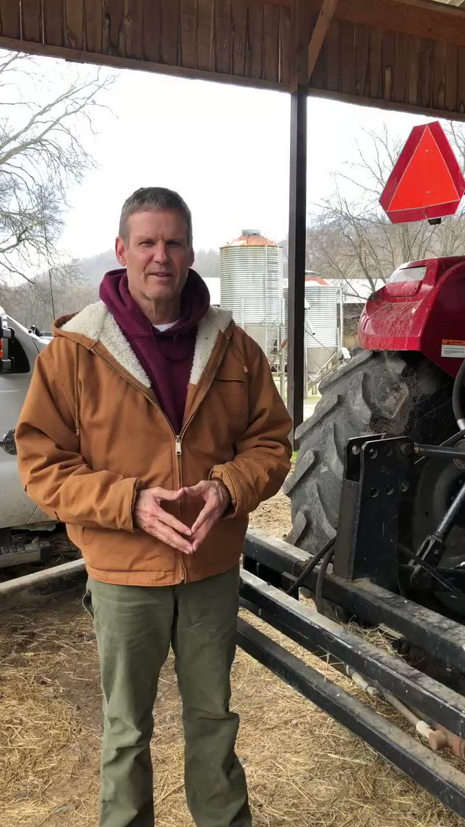 Checking in from the farm after a busy week! We kicked off the holiday season & announced the first of many GIVE grants to vocational & technical education programs across the state.