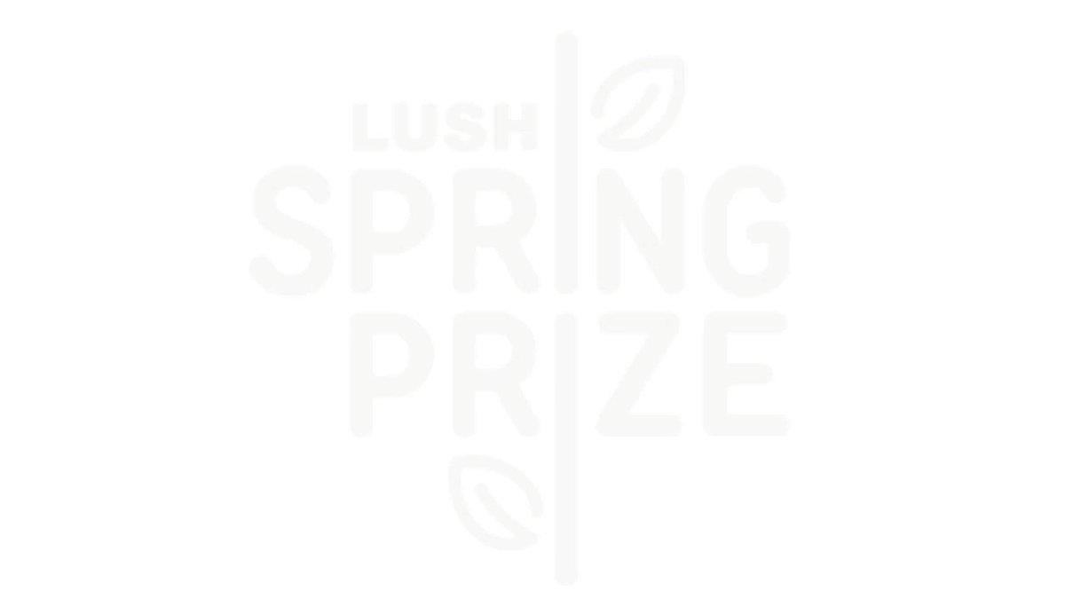 Image for the Tweet beginning: What is #regeneration? #LushSpringPrize judges,