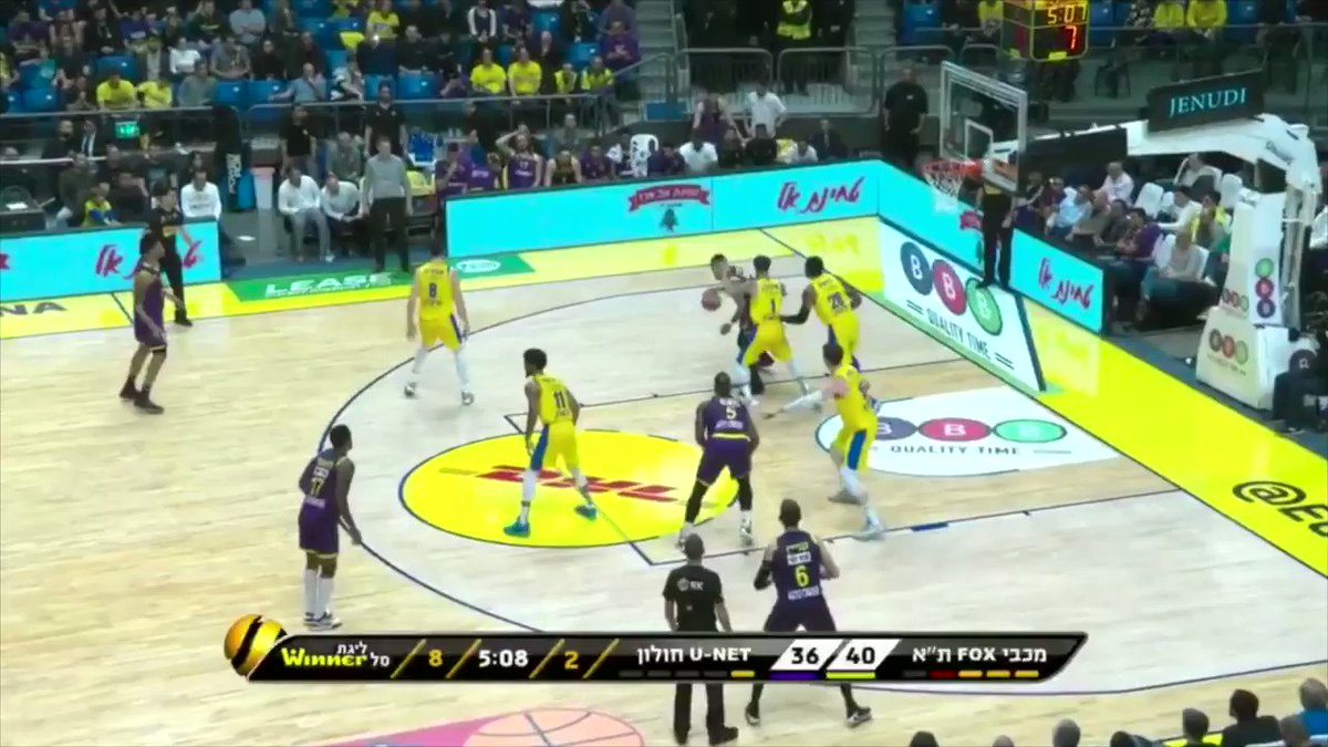 Potential top-10 pick Deni Avdija showed some of what makes him an intriguing prospect in an Israeli League win over Holon: 14 PTS, 7 REBS, 3 AST, 3 BLK in 31 MIN. It's been an up and down season for the 18-year-old but he has ideal versatility at 6-9.