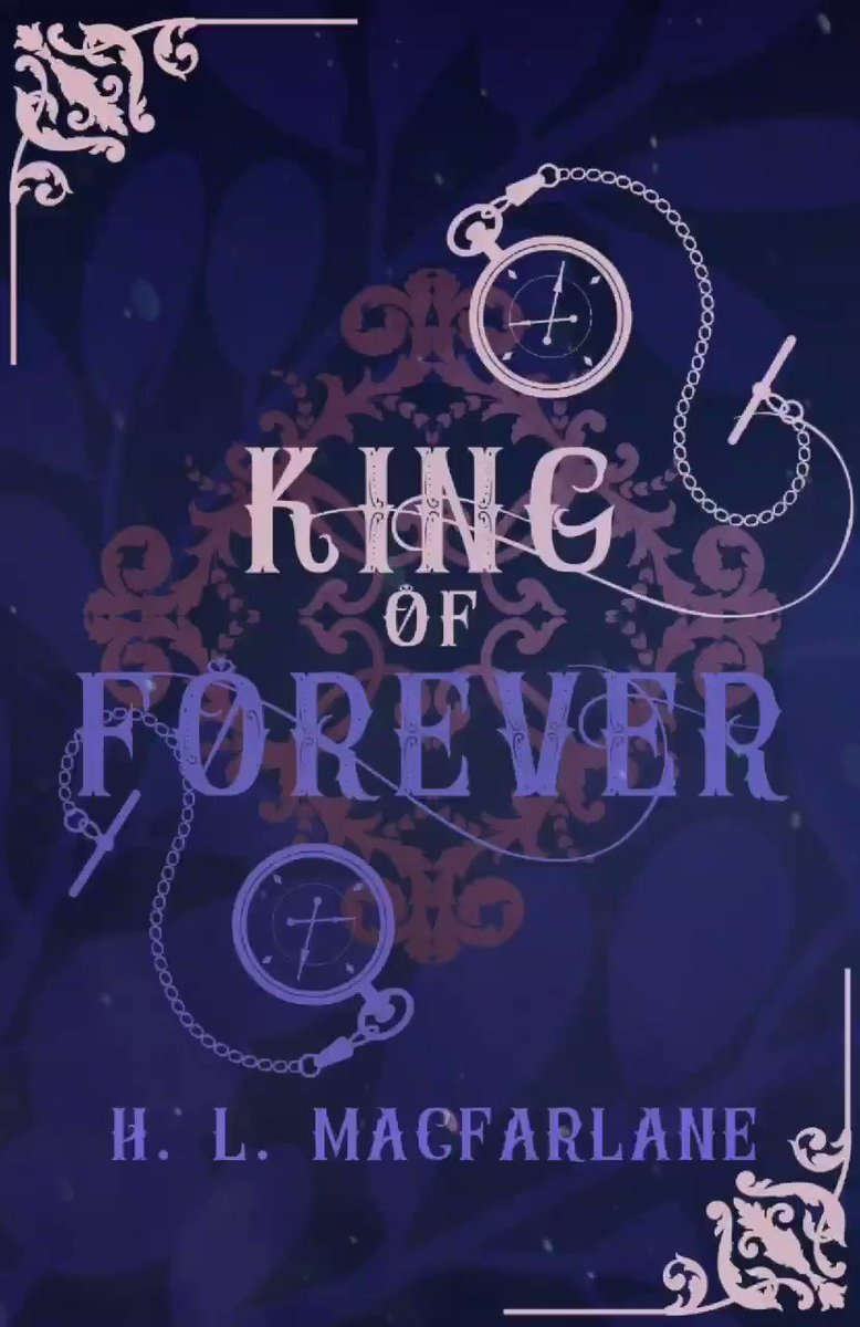 Reviews are coming in for Lord of Horses & theyre so good! Im really happy that people are loving my Scottish fairy tales. So heres the cover for book 3 in the Bright Spear trilogy, King of Forever! Animated by the lovely @byMorganWright Pre-order at: mybook.to/KingofForever