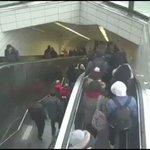 恐ろしい。動いてないエスカレーターを非常用の階段として使用してはいけない理由がこちら