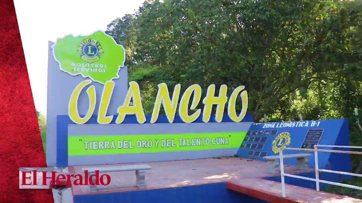 """#TierraAdentro #ConoceHonduras """"La puerta de Olancho"""", así llaman a Campamento, uno de los más pintorescos lugares que puedes conocer"""