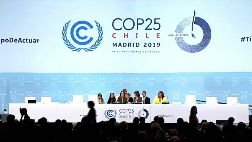 #VIDEO | Canciller Jorge Arreaza interviene en Conferencia sobre Cambio Climático en #Madrid. No cambiemos el clima, cambiemos el sistema y en consecuencia comenzaremos a salvar el planeta. ¡Hablémosle a los pueblos con la verdad! #COP25