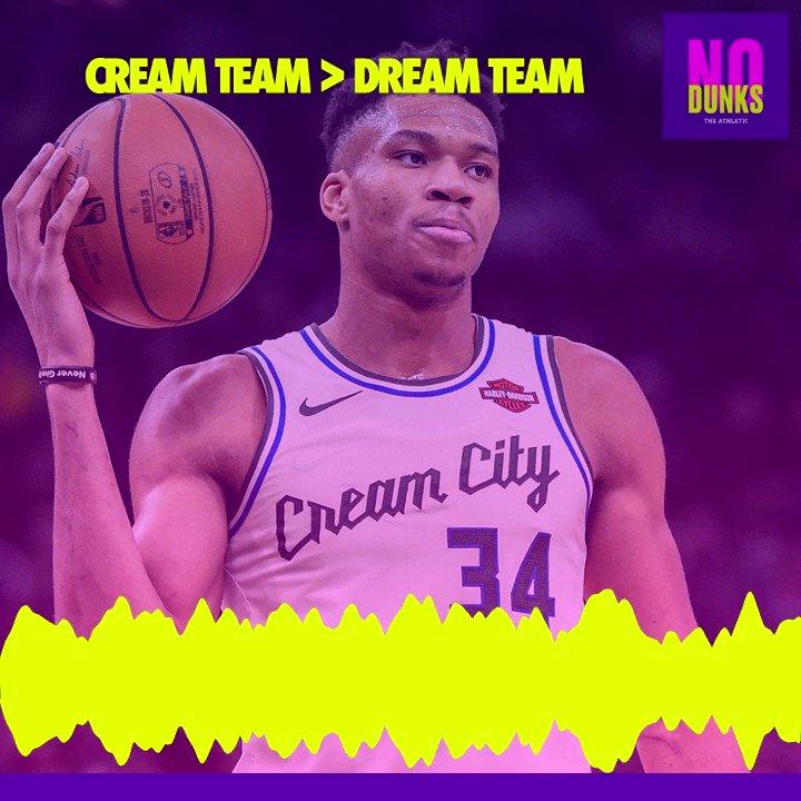 Cream Team > Dream Team > Meme Team