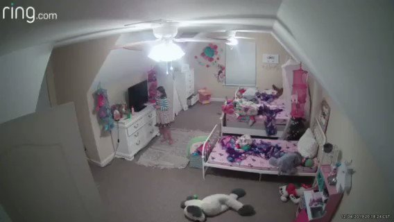 Family says Ring camera in 8-year-old daughter's room accessed by hacker