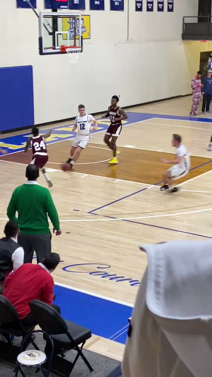 College basketball player scores 100 points in a game