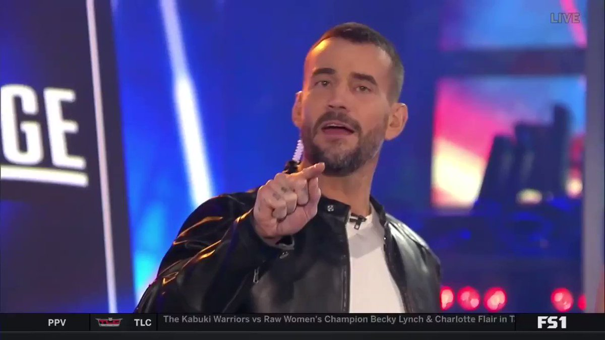 Which nWo member deserves a @WWE Hall Of Fame ring? @CMPunk has the answer. #WWEBackstage
