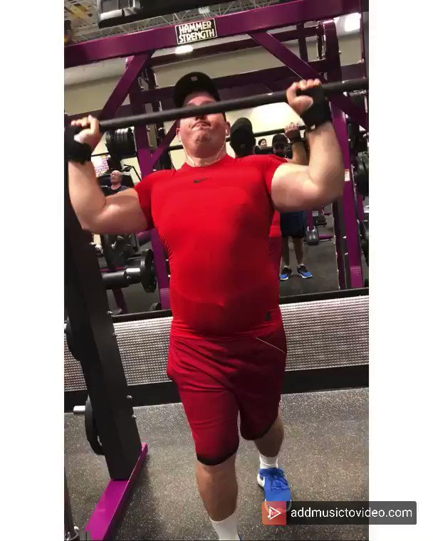 #TuesdayWorkout  #ShoulderWorkout  #Fitness  #FitnessMotivation  #FitnessJourney  #KeepGoing  #KeepGrinding  #NeverGiveUp  #GymLife  #HealthyLife  @PlanetFitnessCA  #TrainLikeABeast  #TrainLikeAMachine  #Gym  #gymmotivation  #BeastmodeActivated  😊