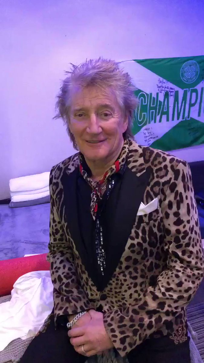 Its been 50 years since Rods first gig as a solo artist and what better way to celebrate the anniversary than landing his 10th No.1 album. So lets do our part and download, steam and buy your copy. Again and again! → rhinouk.lnk.to/RodStewart-RPO…