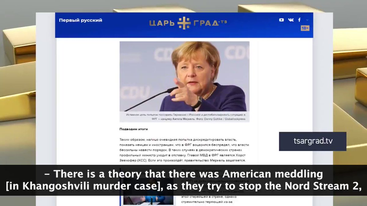Pictured here is an infamous #Russian propagandist developing a #conspiracytheory about the #United_States being involved with the murder of Zelimkhan Khangoshvili.  @EUvsDisinfo @DFRLab @Disinfo_Digest @kalenskyj @StopFakingNews @EuromaidanPress @InitIntegrity @ukraine_worldpic.twitter.com/sm0C1vLirM