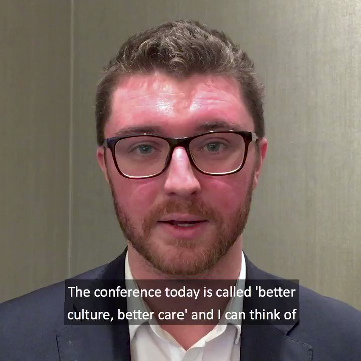 Better Culture, Better Care conference: GP trainee @drcoyotegives us his takeaways from @TheBMAs first conference on culture within the NHS #NHSFuture @CNagpaul@civilitysaves fal.cn/35xLs