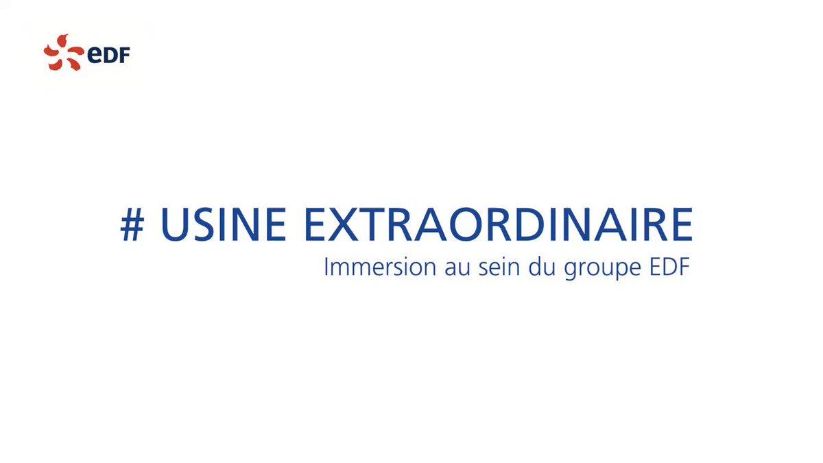 Image for the Tweet beginning: En immersion à l'#usineextramarseille sur