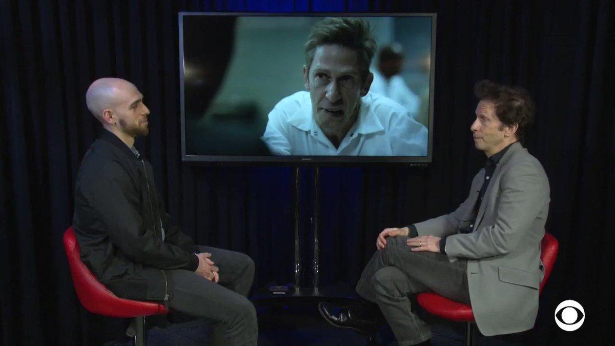 Tim Blake Nelson talks w/ @DJ_Sixsmith about #WatchmenHBO, #JustMercy and working w/ @michaelb4jordan & @ReginaKing. Story: cbsloc.al/2P9lfQJ
