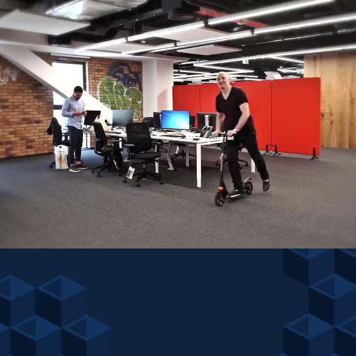 Disruptive results arise in an inspiring environment: working in our Bucharest Technology Center promotes creativity, learning and collaboration. https://www.youtube.com/watch?v=-ygXM3MXmgE …