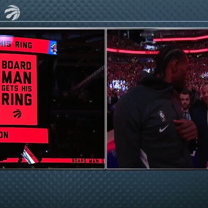 Toronto Raptors @Raptors