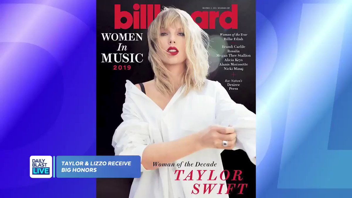 """.@EricaCobb says, """"I didn't even realize how much of a fan of this woman I was until she started her social activism."""" Full Discussion: bit.ly/36q1XfD #DBLtake #TaylorSwift #Swifties #IStandWithTaylor #Fan #Lover #TIME #ArtistOfTheDecade #Cobblers @taylorswift13"""