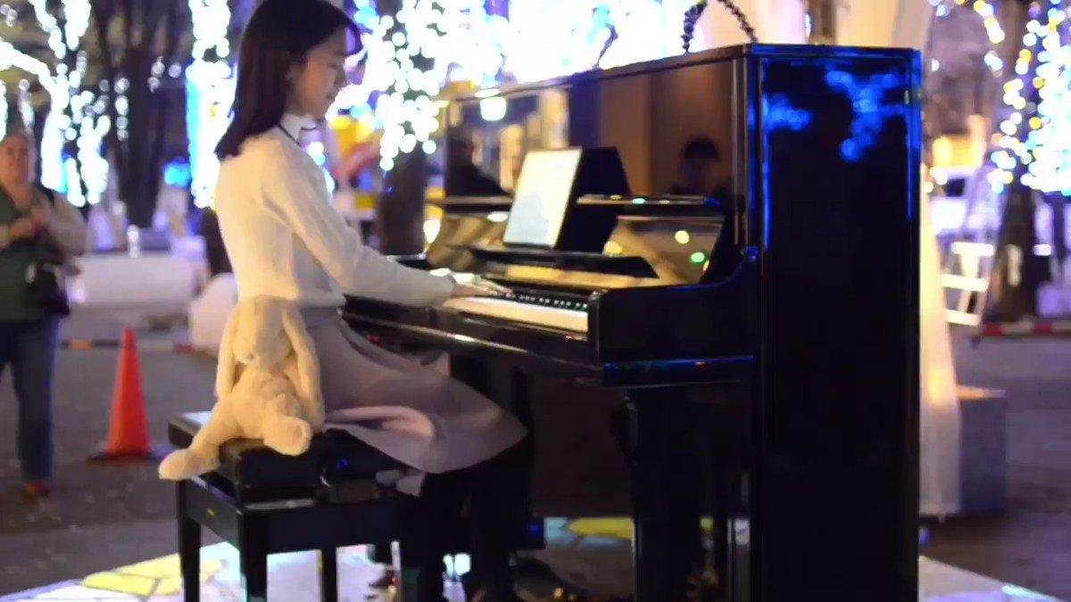 ピアニスト 小雨