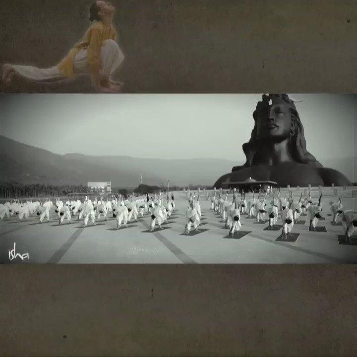 Isha Hatha Yoga Teacher Training Program - Infinite PossibilitiesClassical Hatha Yoga offered in its purest form in a 21-week residential program designed by @SadhguruJV. Applications are open for 2020. Visit: https://isha.sadhguru.org/yoga-meditation/yoga-teacher-training/hatha-yoga-teacher-training…