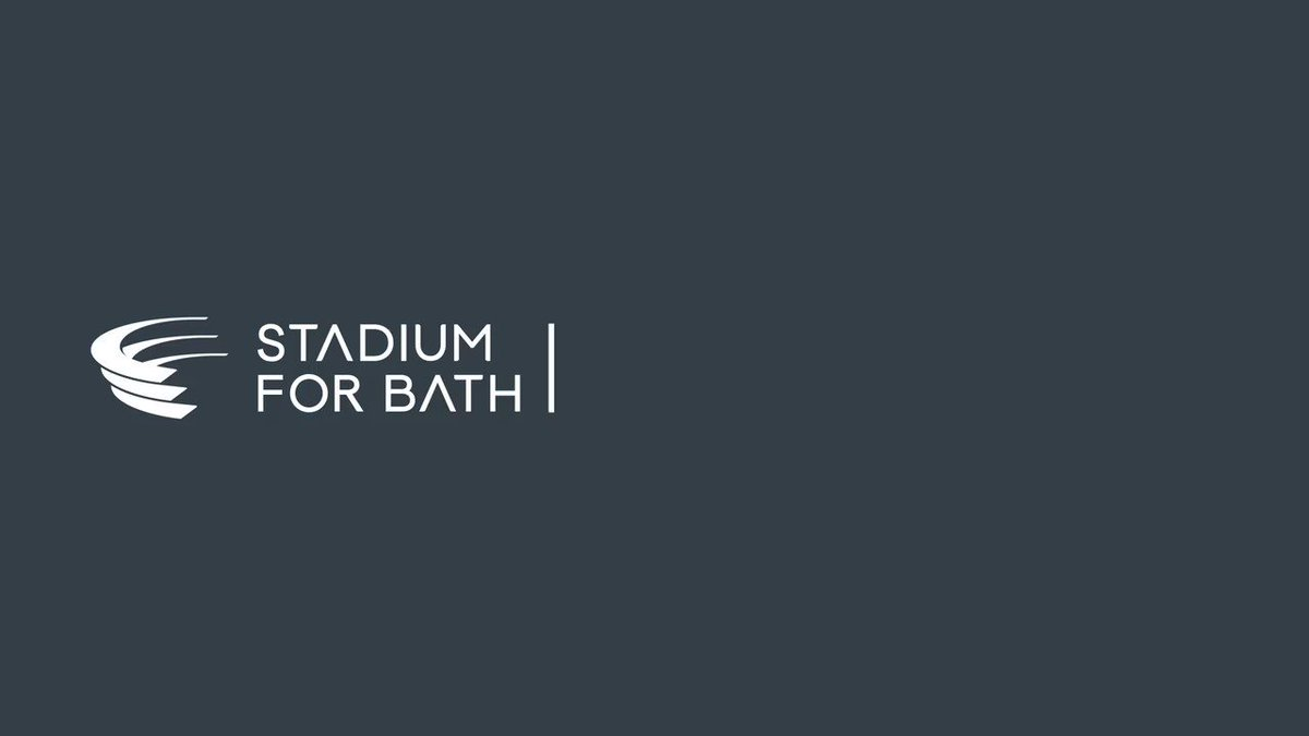 Image for the Tweet beginning: Would Stadium for Bath affect