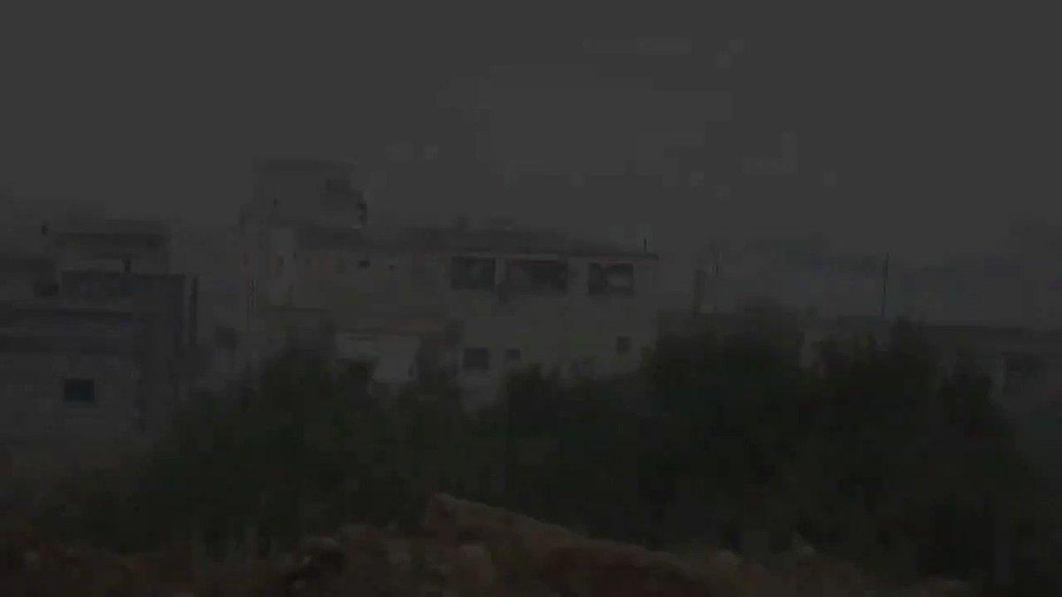 شاهد : تدمير رشاش عيار 14.5 مم لعصابات الأسد في قرية أبو قميص على جبهة أبو الضهور بريف إدلب الشرقي إثر استهدافه بصاروخ مضاد للدروع.