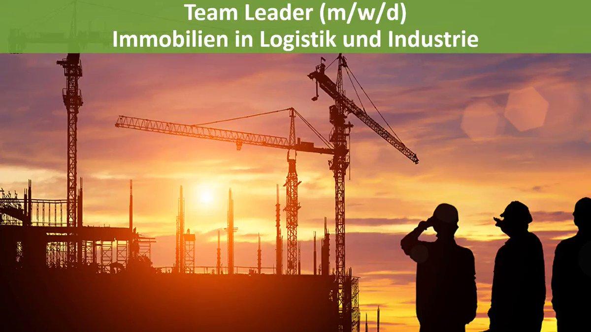 #Stellenangebot Team Leader (m/w/d) Immobilien in Logistik und Industrie #leader #teamleader #immobilien #supplychain #logistik #joboftheday #careeropportunity #jobangebot #workawesome #hamburg ➡️ http://j.mp/2OltLfi