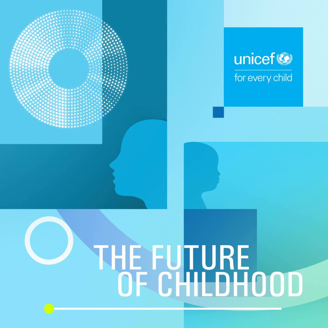 SOUND ON! Listen to our Sarah Crowe's #podcast series on the #FutureOfChildood: unicef.libsyn.com/unicef-the-fut…