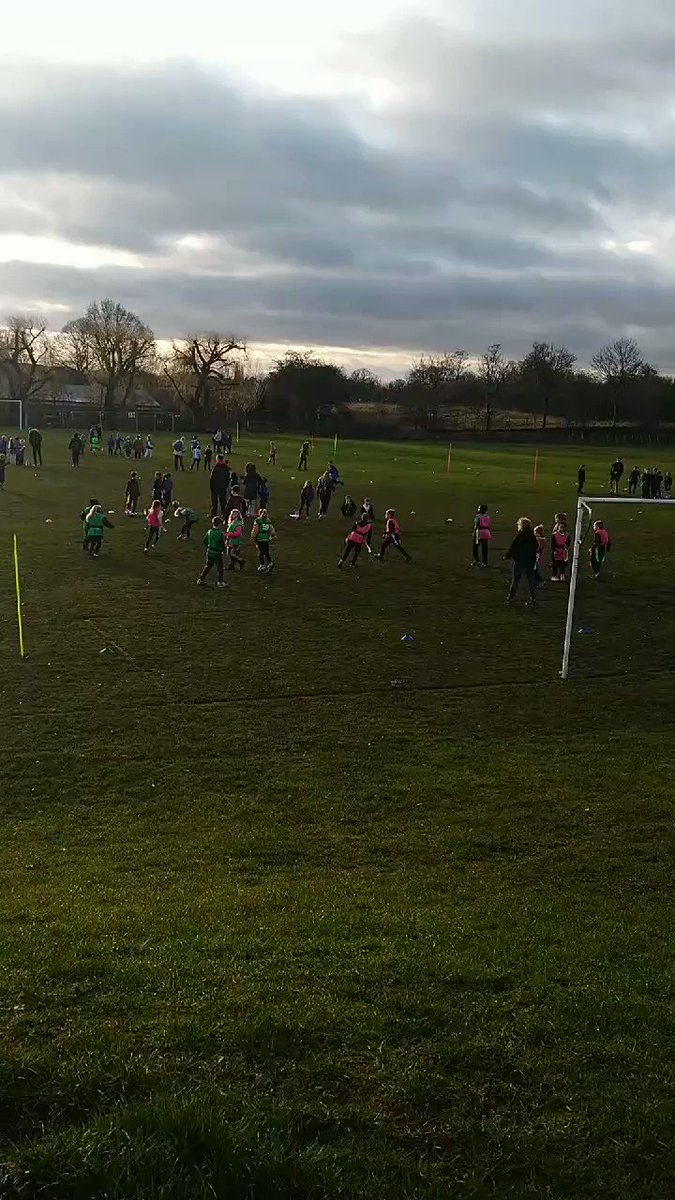 Image for the Tweet beginning: Year 3 Tag Rugby Festival
