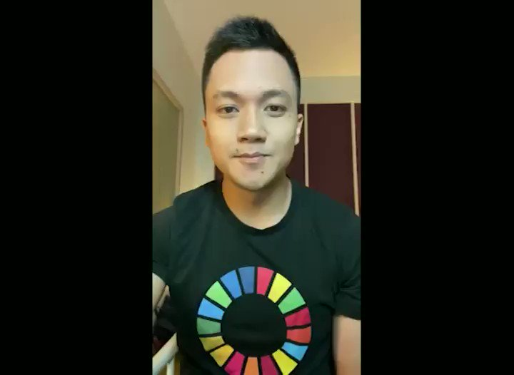 """What makes the #SDGActionFest an experience not to miss? The festival is """"FUN PURPOSEFUL AND REWARDING"""" @JulesGuiang @youthforcePH is enthused about joining again in 2020. Join him & other leading activists. Become part of the program, connect & engage👉bit.ly/SDGFestival"""