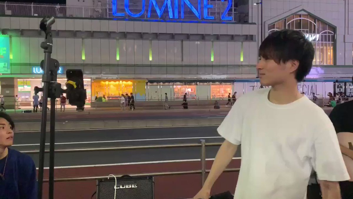 Official髭男dism「Pretender」路上ライブで歌った最後のカバー曲