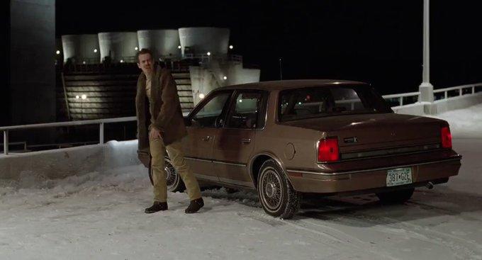 Happy birthday Steve Buscemi ~ Fargo (1996)