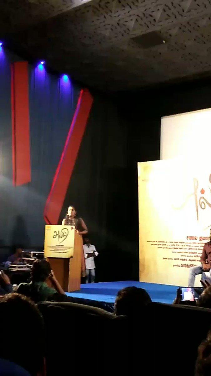 .@karthiksubbaraj 's #ALLI #அல்லி Press meet   Dir by #SanalkumarSasidharan   @StonebenchFilms