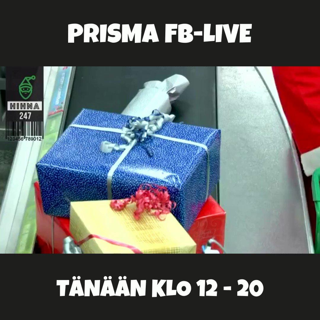 Prisma facebook hihna