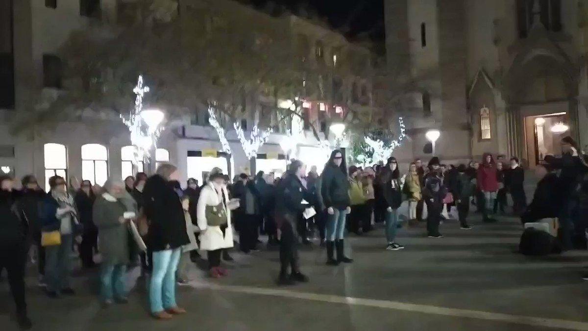 #ElVioladorEtsTu#UnVioladorEnTuCamino#Sabadell