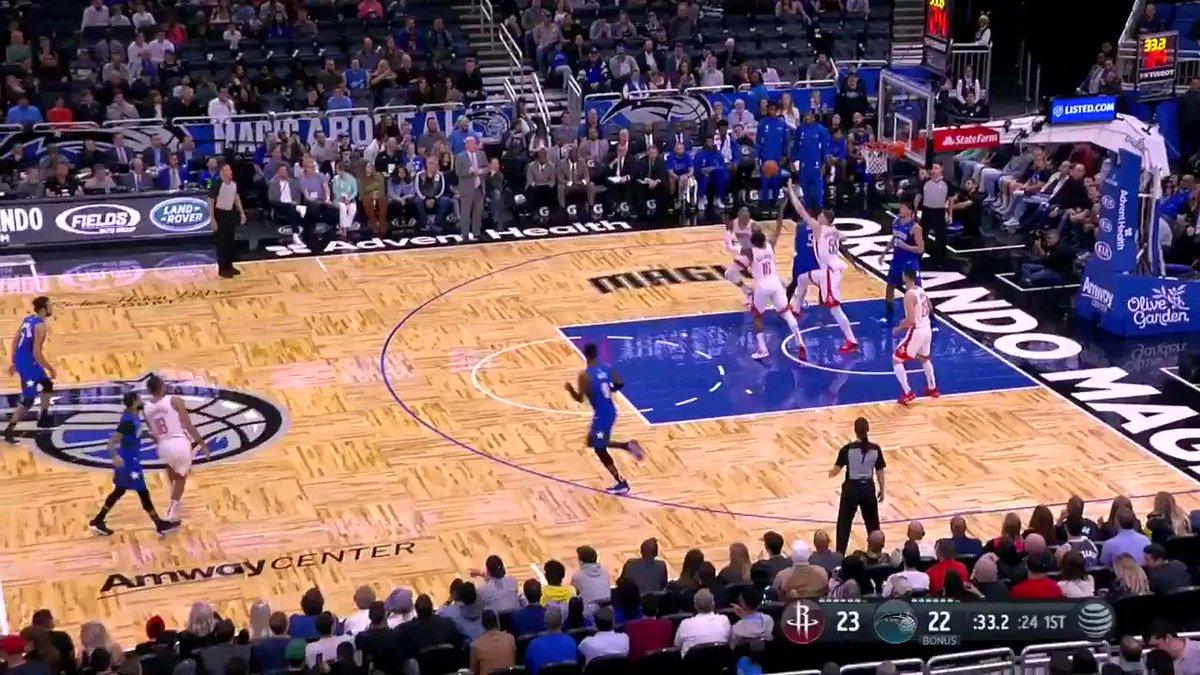 Felt this Westbrook dunk in my soul 👀  (via @HoustonRockets)