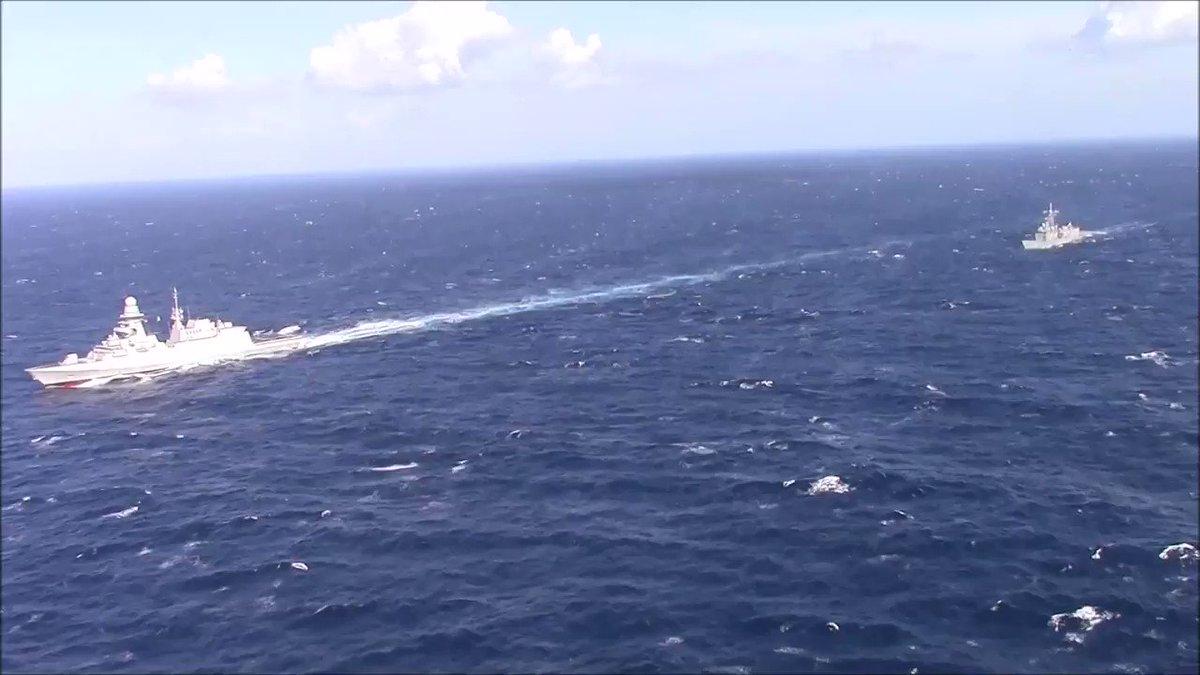 Image for the Tweet beginning: Deniz güvenliğinin sağlanması maksadıyla Doğu