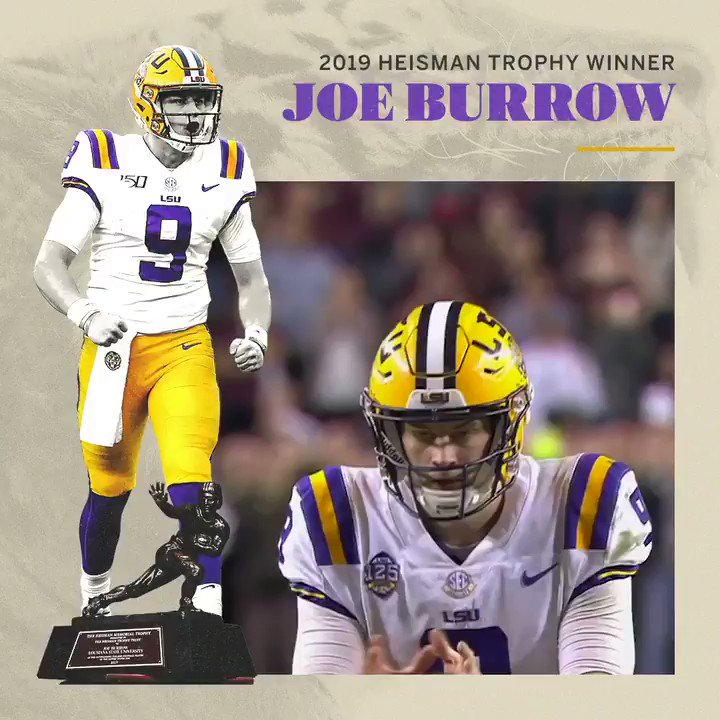 @espn's photo on Joe Burrow