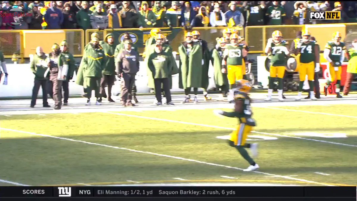 Video: Embarrassing Penalty Call In Bears-Packers Game