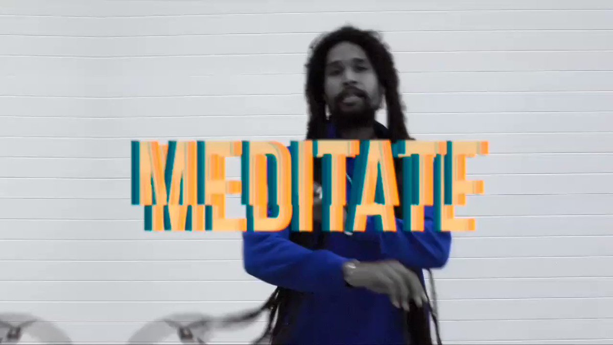 The visuals you been waiting for.. Meditate Meditate Meditate 🙏🏾 youtu.be/7HcuNePt-rw 💥