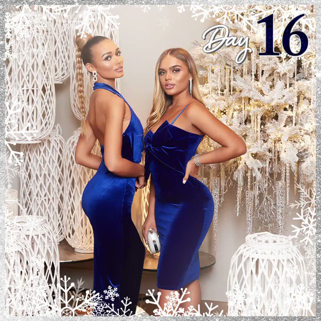On the 16th day of #QUIZMAS… WIN a QUIZMAS party dress for you and your bestie 💘👯 All you gotta do to enter is… 👑 Like this post 👑 Follow @quizclothing 👑 Tag your bestie below Good luck queen… ❄️✨ (T&C's apply)