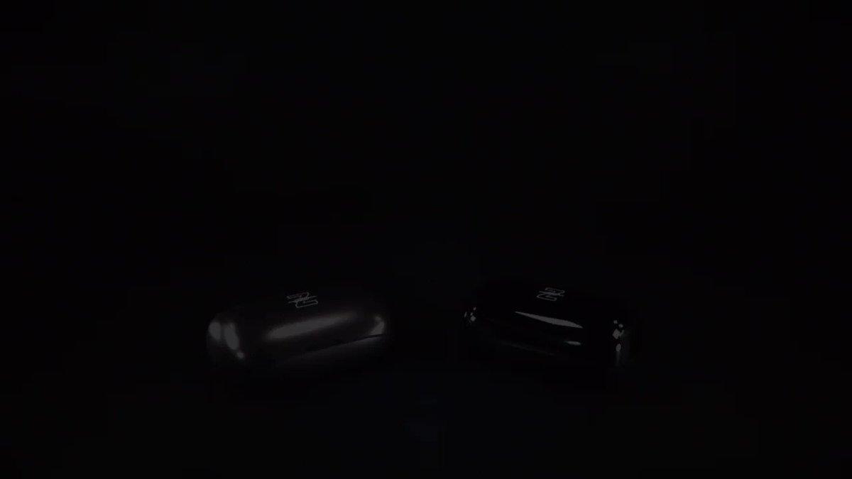 Премьера! TWS наушники в двух вариантах: IRON в легком металлическом корпусе, 5 990 Р. и BLACK – базовая модель, 3 490 Р.  Новинки уже в продаже на сайте http://z-store.ru и в сети магазинов re:Store  #MUSICDEALER