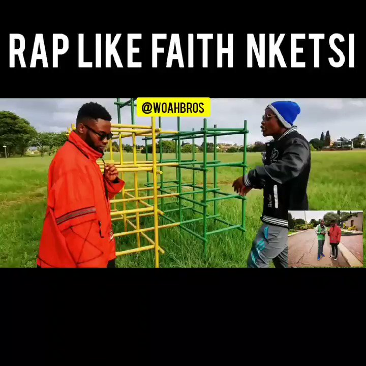 How To Rap Like Faith Nketsi..BARS!! 🔥😭😂🙏 @unclescrooch @DjMaphorisa @lethulight @Robot_Boii #Faithnketsi #RapLikeFaithNketsi #KFCWedding #My2019In3Words #Koko #GirlsTalkZA #KeDezembaBoss